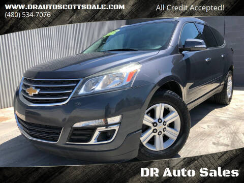 2013 Chevrolet Traverse for sale at DR Auto Sales in Scottsdale AZ
