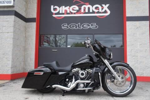 2015 Harley Davidson Street Glide Special for sale at BIKEMAX, LLC in Palos Hills IL