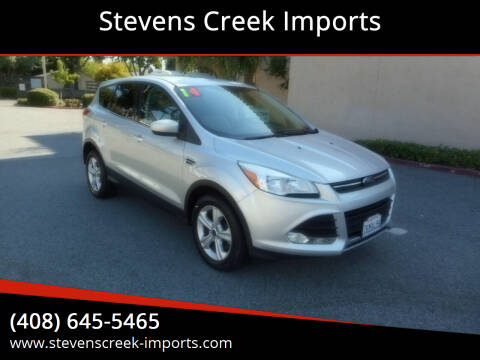2014 Ford Escape for sale at Stevens Creek Imports in San Jose CA