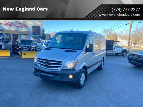 2016 Mercedes-Benz Sprinter Crew for sale at New England Cars in Attleboro MA