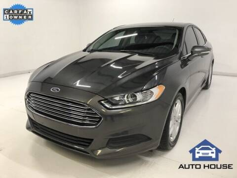 2016 Ford Fusion for sale at Auto House Phoenix in Peoria AZ
