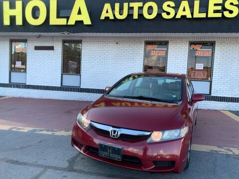 2009 Honda Civic for sale at HOLA AUTO SALES CHAMBLEE- BUY HERE PAY HERE - in Atlanta GA