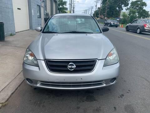 2003 Nissan Altima for sale at SUNSHINE AUTO SALES LLC in Paterson NJ