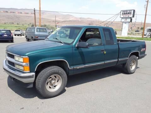 1998 Chevrolet C/K 1500 Series for sale at Super Sport Motors LLC in Carson City NV