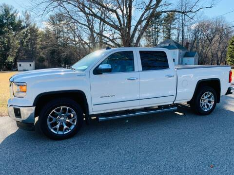 2014 GMC Sierra 1500 for sale at 41 Liberty Auto in Kingston MA