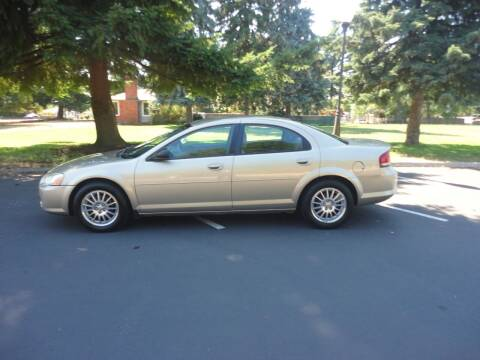 2004 Chrysler Sebring for sale at TONY'S AUTO WORLD in Portland OR