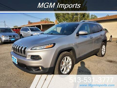 2014 Jeep Cherokee for sale at MGM Imports in Cincannati OH