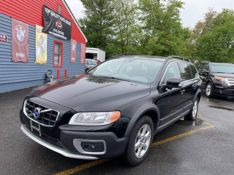 2013 Volvo XC70 for sale at Top Quality Auto Sales in Westport MA
