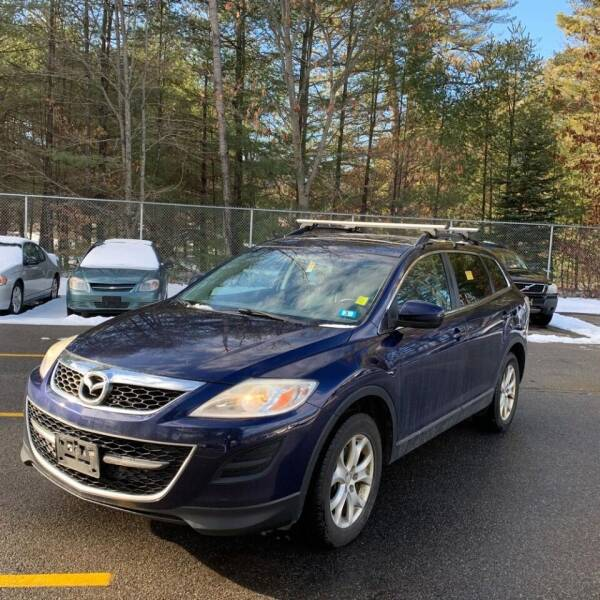 2011 Mazda CX-9 for sale at MBM Auto Sales and Service in East Sandwich MA