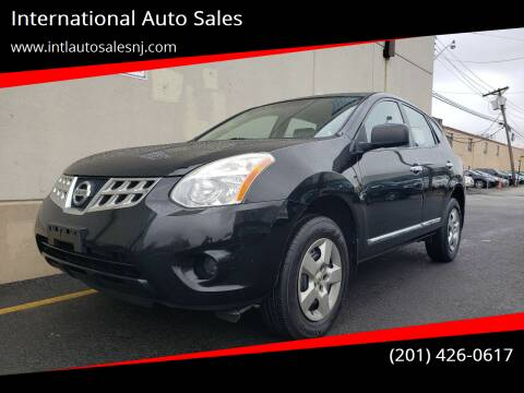 2011 Nissan Rogue for sale at International Auto Sales in Hasbrouck Heights NJ