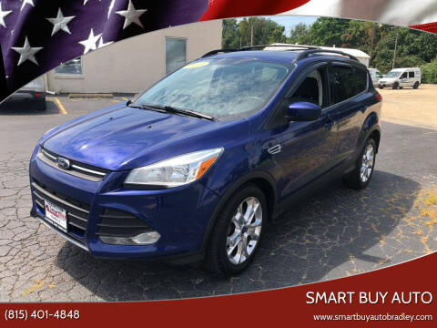 2013 Ford Escape for sale at Smart Buy Auto in Bradley IL