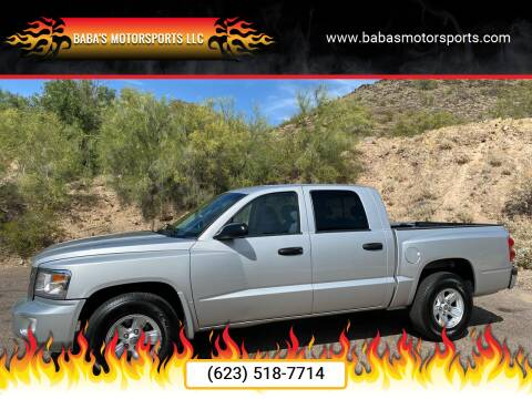 2008 Dodge Dakota for sale at Baba's Motorsports, LLC in Phoenix AZ