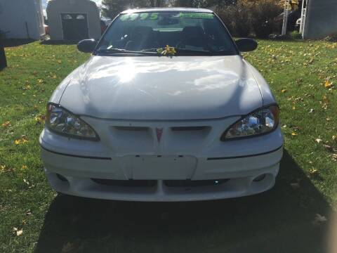 2003 Pontiac Grand Am for sale at BIRD'S AUTOMOTIVE & CUSTOMS in Ephrata PA