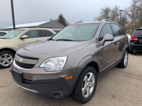 2012 Chevrolet Captiva Sport for sale at Blake Hollenbeck Auto Sales in Greenville MI