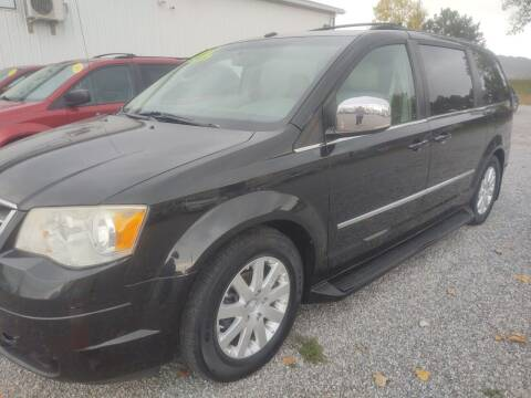 2010 Chrysler Town and Country for sale at Mr E's Auto Sales in Lima OH