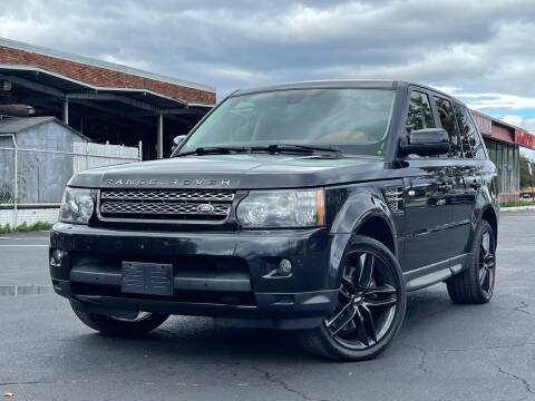 2013 Land Rover Range Rover Sport for sale at MAGIC AUTO SALES in Little Ferry NJ