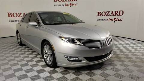 2015 Lincoln MKZ for sale at BOZARD FORD in Saint Augustine FL