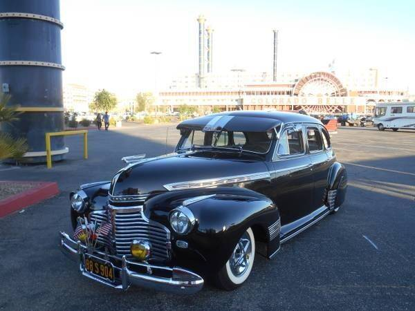 1941 Chevrolet Special Deluxe for sale at Haggle Me Classics in Hobart IN