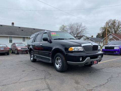 2000 Lincoln Navigator for sale at Zs Auto Sales in Kenosha WI