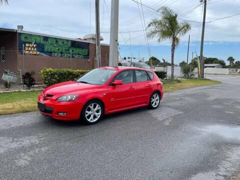 2007 Mazda MAZDA3 for sale at Galaxy Motors Inc in Melbourne FL