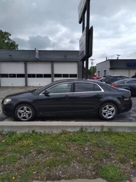 2009 Chevrolet Malibu for sale at D and D All American Financing in Warren MI