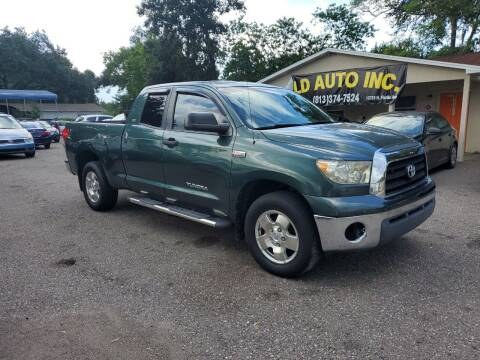 2007 Toyota Tundra for sale at QLD AUTO INC in Tampa FL