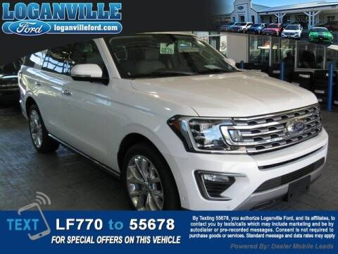 2018 Ford Expedition for sale at Loganville Quick Lane and Tire Center in Loganville GA