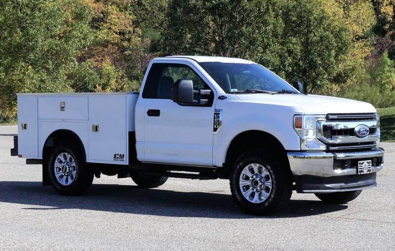 2020 Ford F-250 Super Duty for sale at KA Commercial Trucks, LLC in Dassel MN