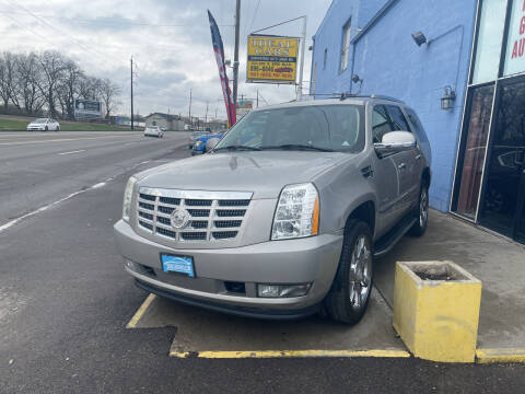 2007 Cadillac Escalade for sale at Ideal Cars in Hamilton OH