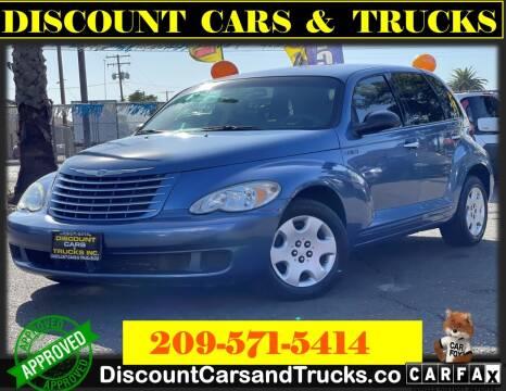 2006 Chrysler PT Cruiser for sale at Discount Cars & Trucks in Modesto CA