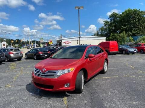 2011 Toyota Venza for sale at M & J Auto Sales in Attleboro MA