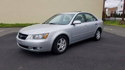 2006 Hyundai Sonata for sale at Total Package Auto in Alexandria VA