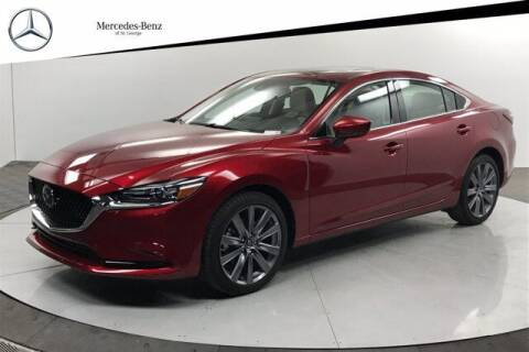 2019 Mazda MAZDA6 for sale at Stephen Wade Pre-Owned Supercenter in Saint George UT