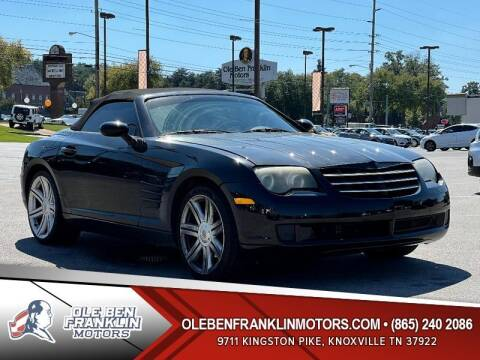 2005 Chrysler Crossfire for sale at Ole Ben Franklin Motors Clinton Highway in Knoxville TN