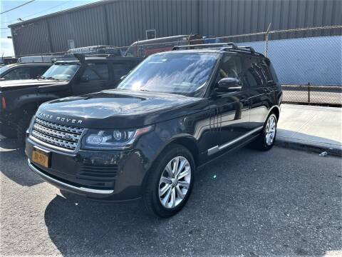 2016 Land Rover Range Rover for sale at Cars Trader in Brooklyn NY