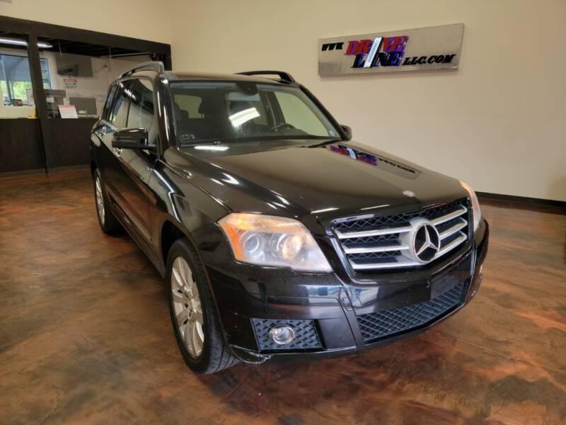 2012 Mercedes-Benz GLK for sale at Driveline LLC in Jacksonville FL