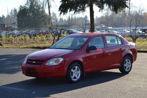 2006 Chevrolet Cobalt for sale at Skyline Motors Auto Sales in Tacoma WA