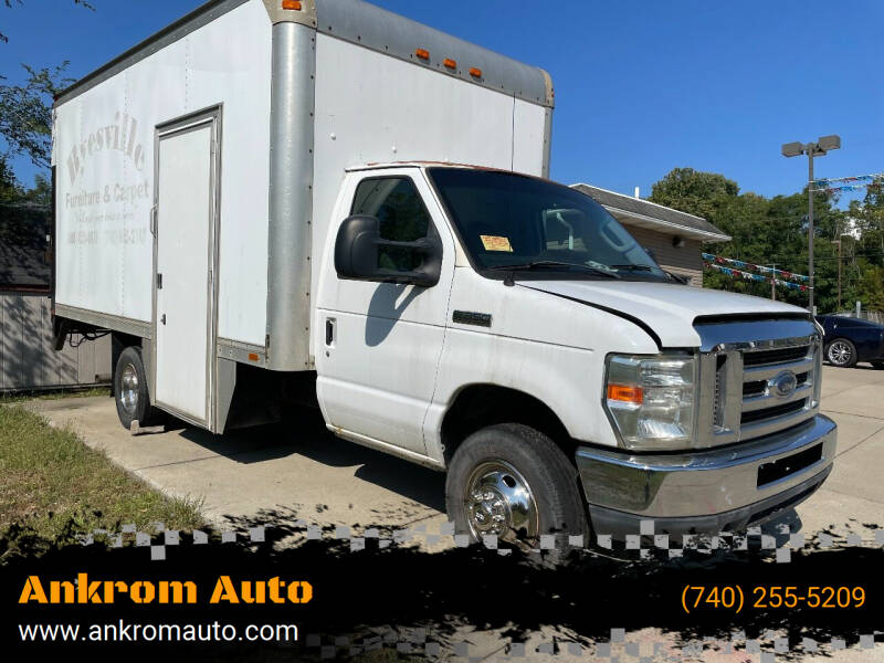 2011 Ford E-Series Chassis for sale at Ankrom Auto in Cambridge OH