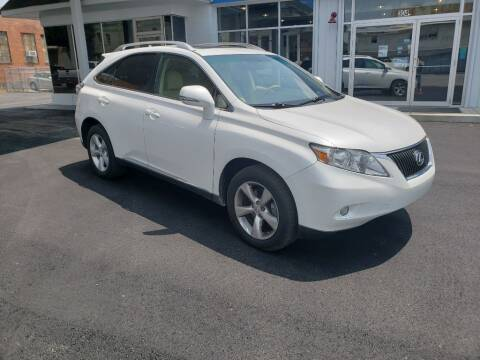 2010 Lexus RX 350 for sale at Lincoln County Automotive in Fayetteville TN