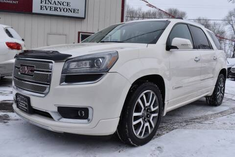 2014 GMC Acadia for sale at Dealswithwheels in Inver Grove Heights MN
