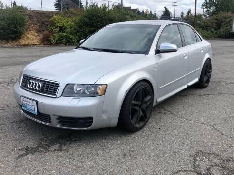 2005 Audi S4 for sale at South Tacoma Motors Inc in Tacoma WA