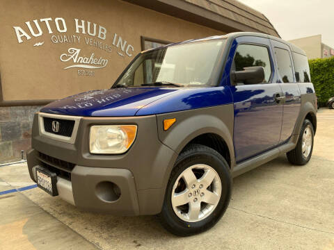 2005 Honda Element for sale at Auto Hub, Inc. in Anaheim CA