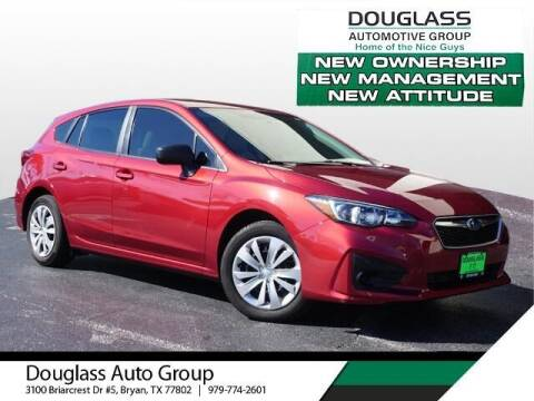 2019 Subaru Impreza for sale at Douglass Automotive Group in Central Texas TX