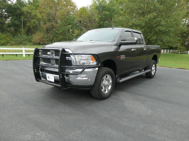 2017 RAM Ram Pickup 2500 for sale at Woodcrest Motors in Stevens PA