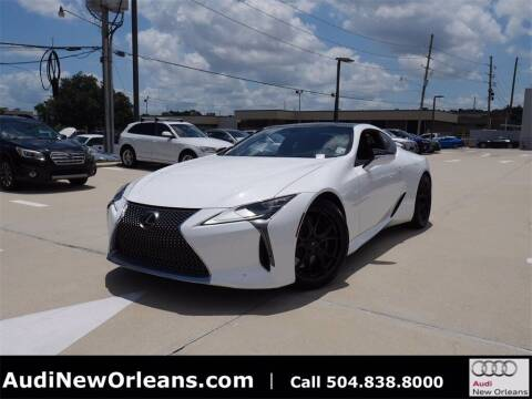 2018 Lexus LC 500 for sale at Metairie Preowned Superstore in Metairie LA
