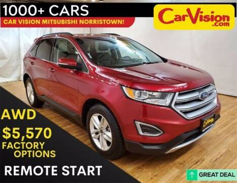 2016 Ford Edge for sale at Car Vision Buying Center in Norristown PA