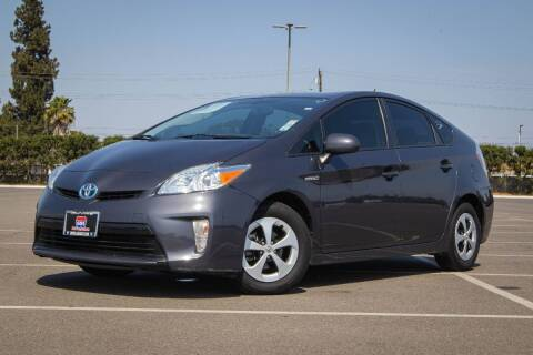 2015 Toyota Prius for sale at 605 Auto  Inc. in Bellflower CA