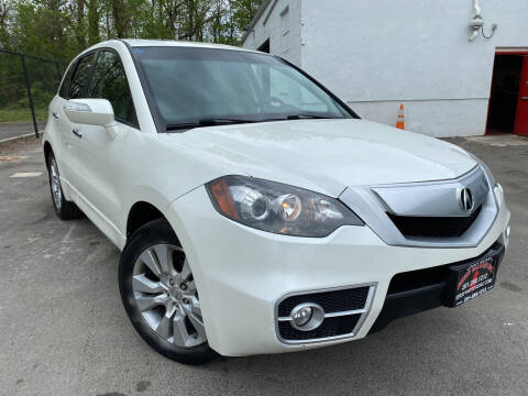 2010 Acura RDX for sale at JerseyMotorsInc.com in Teterboro NJ
