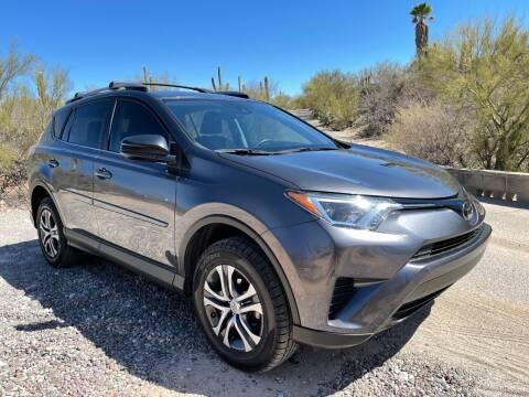 2017 Toyota RAV4 for sale at Auto Executives in Tucson AZ