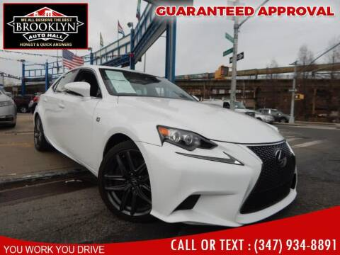 2014 Lexus IS 350 for sale at Excellence Auto Trade 1 Corp in Brooklyn NY